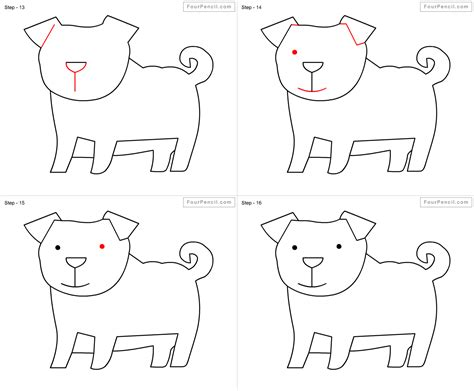 how to draw a puppy step by step how to draw a step by step alltoys for