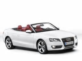 2010 audi a5 convertible front and side 1280x960