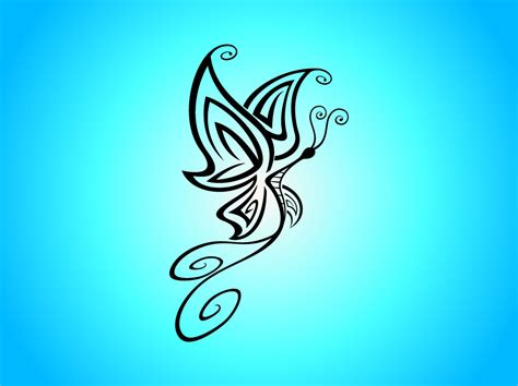 tattoo vector designs free butterfly flash