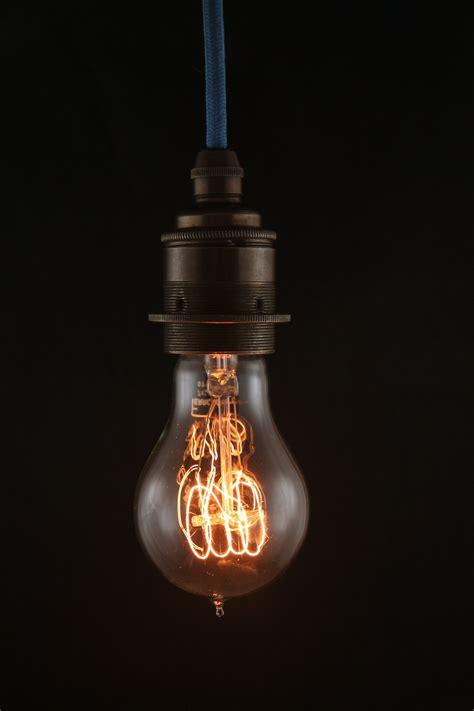 edison type light bulbs empirical style vintage interiors design