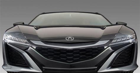 auto cargo transport future car of acura nsx concept