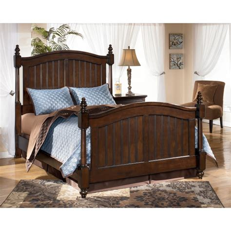 ashley king size bed furniture knie appliance and tv inc