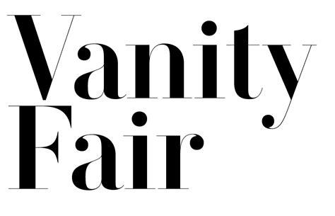 Vanity Fair Font by Scotch