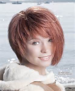 asymmetrical hair styles for elderly asymmetrical short haircut with a flattering round shape