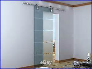 Glass Barn Door Hardware Venice Modern European Stainless Steel Glass Sliding Barn Door Hardware