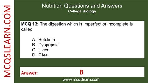 quiz questions youtube nutrition quiz questions and answers mcqslearn free