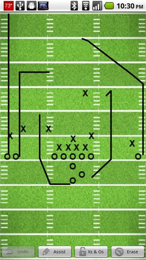 football play football playbook for android free and software