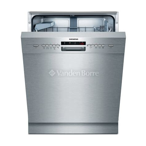 Lave Vaisselle Encastrable 45 6239 by Siemens Sn 45 M 539 Eu Chez Vanden Borre Comparez Et