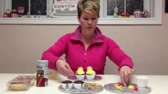 high heel cupcakes youtube