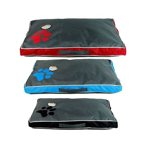 sided pet water resistant bed mat cushion