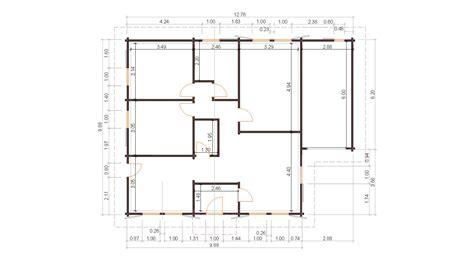 pianta casa 120 mq progetti di in legno casa 98 mq garage
