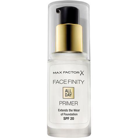 Makeup Primer Makeover max factor facefinity all day flawless primer 30ml free delivery