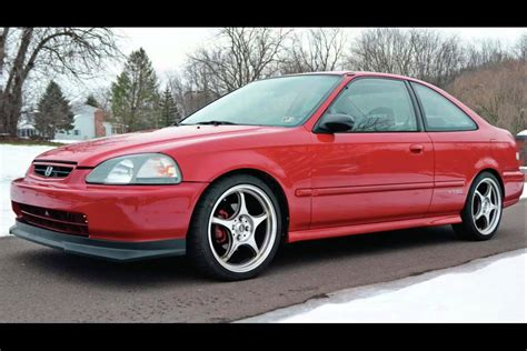 custom honda hatchback 1996 honda civic hatchback custom