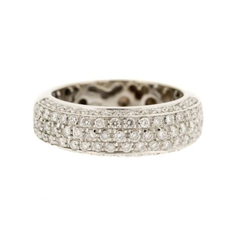 Eternity Band by Pave Eternity Band Www Imgkid The Image