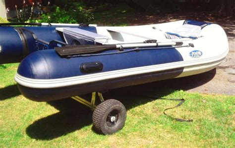 inflatable boats ottawa almost new zodiac zoom 350 s inflatable boat with