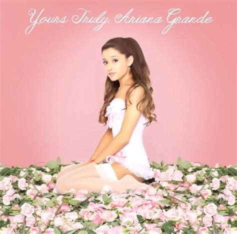 Grande Yours Truly Cd when is grande s album coming out my everything will be a pop that s for sure
