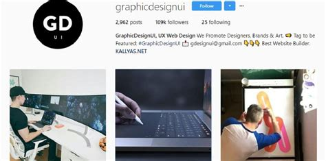 graphic design instagram page 12 top instagram accounts for designers to follow in 2018