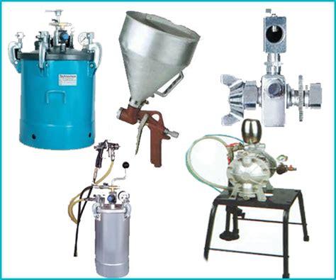 spray painting units technochem industries