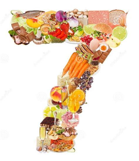 gruppi di alimenti 7 gruppi fondamentali di alimenti
