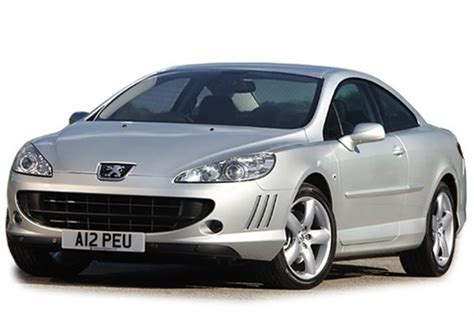 peugeot 407 cc peugeot 407 coup 233 from 2006 used prices parkers