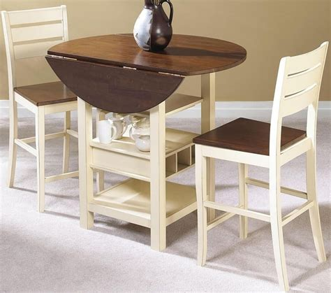 kitchen small kitchen table with drop leaf and 2
