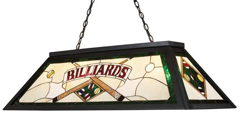 stained glass pool table light elk lighting 70083 4 tiffany stained glass pool table light