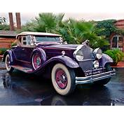 Packard Deluxe Eight Roadster By LeBaron 1930  Mad 4 Wheels