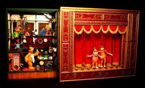 I Want To Design My Own Kitchen man creates incredibly detailed muppet show theater the
