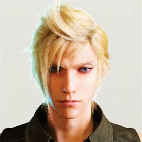 prompto final fantasy final fantasy xv main characters profile revealed