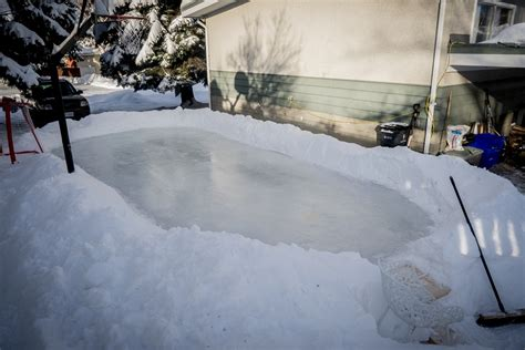 how to build a backyard ice rink building my backyard ice rink move up prince george
