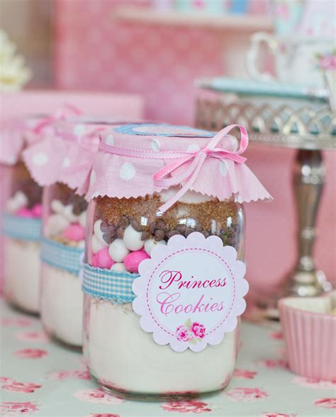 Princess Giveaways - princess baby shower ideas