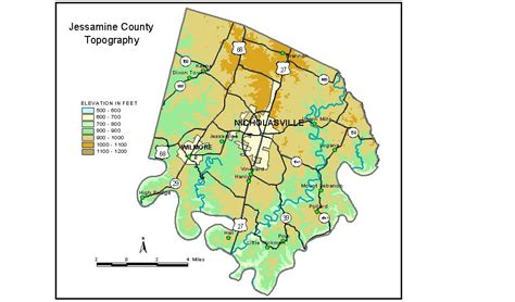 kentucky groundwater map groundwater resources of jessamine county kentucky
