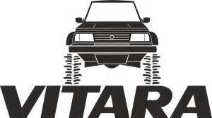 Suzuki Vitara Logo Graphic Logo Vectors Free