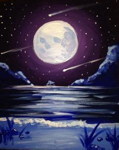 glow in the paint edmonton acrylic paintings of at sky painting