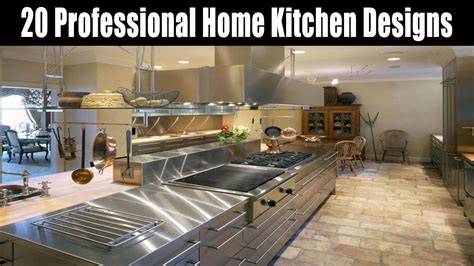 professional home kitchen 20 professional home kitchen designs youtube