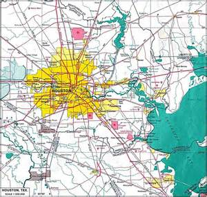 houston area map maps may 2012