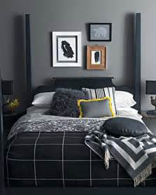 black gray and bedroom ideas