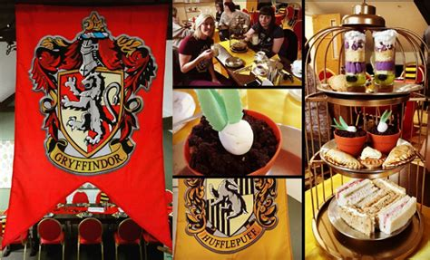 Harry S Detox Tea by Harry Potter Inspired Afternoon Tea At The Llety Cynin