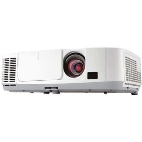 conference room projector nec p451w 3lcd meeting room projector 4500 lms ebuyer