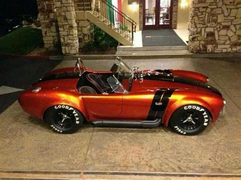 cobra colors superformance 427 cobra in burnt orange this is an