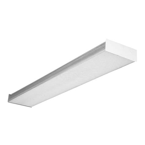 Lithonia Light Fixtures Lithonia Lighting Acuity Sb432 Mv 4 Light Surface Mount Sb Series Fluorescent Square Basket