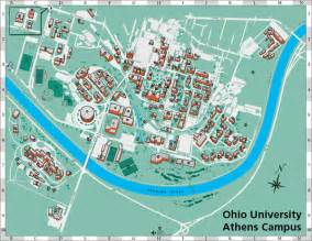 Ohio State Campus Map by Campus Map