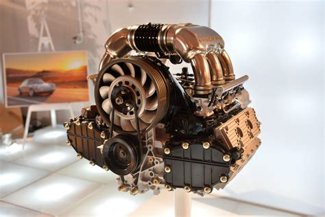 porsche singer engine singer vehicle design s latest engine is automotive art