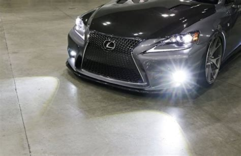 Projieprojector Led Lexus 3 Emiter ijdmtoy lexus f sport 15w high power projector led fog