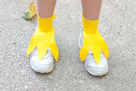 Diy Costume Bird Feet Factory Direct Craft Blog Bird Foot Ideas