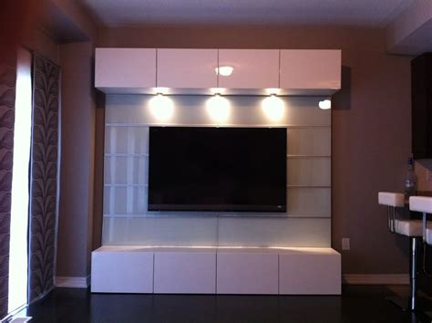 Modern Tv Units For Bedroom by Modern Bedroom Wall Units Ideas With Led Lighting Above Tv