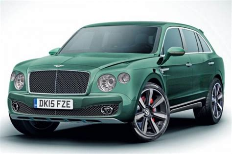 bentley suv 2014 redesigned bentley suv set for 2016 launch