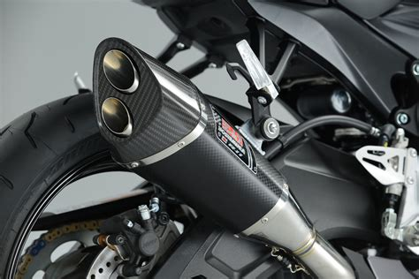 Knalpot Yoshimura R77 Black Edition 1 suzuki black gsx r750 yoshimura edition limited to 25 units autoevolution