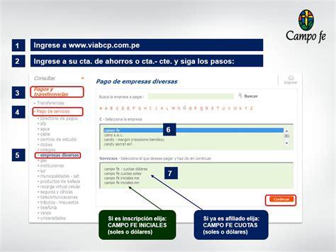 estado de cuenta continental estado de cuenta del banco continental
