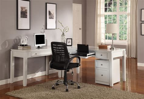 boca  piece  shaped desk  parker house hudsons